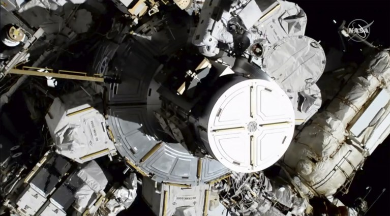 Wereldprimeur: eerste volledig vrouwelijke ruimtewandeling is een feit