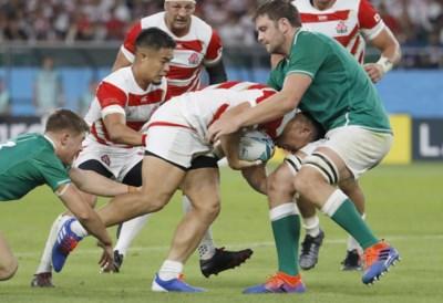 """'De dappere Bloesems' zijn de revelatie van het WK rugby: """"Dit team is zoveel beter geworden, haast beangstigend goed"""""""