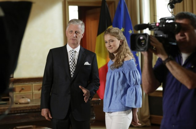 Kroonprinses Elisabeth viert 18de verjaardag met uniek feest op koninklijk paleis