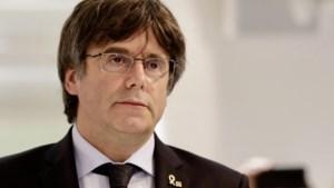 Carles Puigdemont verschenen voor Brusselse onderzoeksrechter