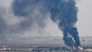 Toch sporadische gevechten in Ras al-Aïn na aankondiging wapenstilstand in Syrië