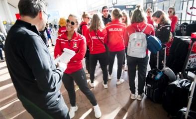 """Red Panthers zakken met vertrouwen af naar China voor strijd om olympisch ticket: """"Als atleet leef je hiervoor"""""""