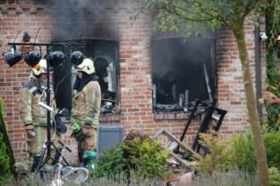 Man opgepakt voor brandstichting in huis van ex