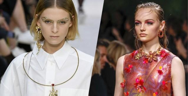 Gezien op de catwalk: highliner als de nieuwe eyeliner