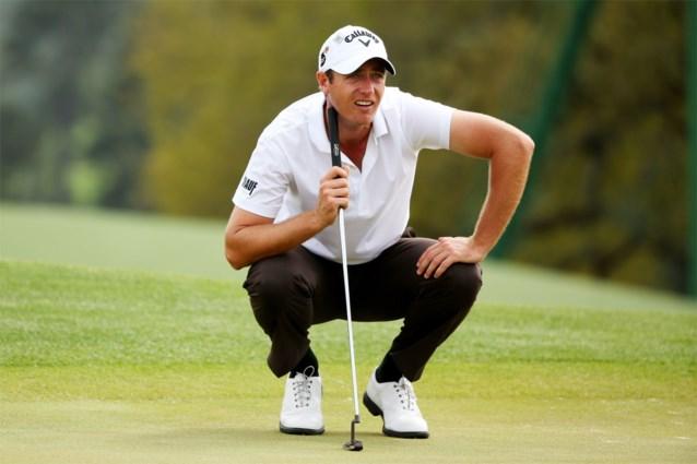 Nicolas Colsaerts golft zich naar twaalfde plaats op PGA Championship