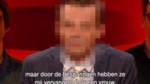 """""""Anonieme schermgezichten"""" getuigen over besparingsmaatregelen op VRT"""