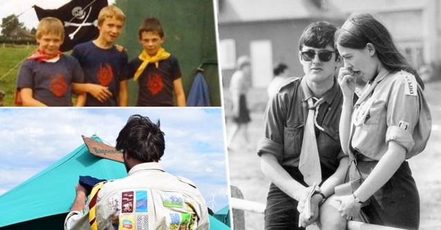 Van pofbroeken tot riemen als flesopeners: deze geheimen gaan schuil achter historische uniformen van Scouts, Chiro en KSA