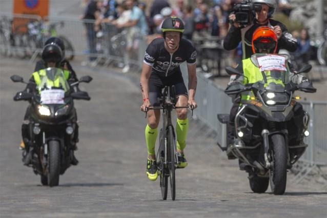 Triatleet Pieter Heemeryck slaat dubbelslag in Mallorca