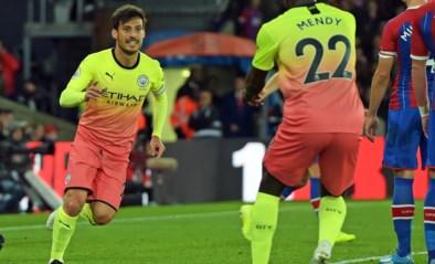 93 seconden volstaan voor Manchester City en heroptredende Kevin De Bruyne om Crystal Palace te kloppen