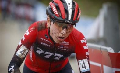 Alice Maria Arzuffi snelt naar zege op loodzwaar parcours in Superprestige Boom