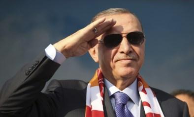 """Erdogan: """"Ik zal de hoofden van de Koerden pletten als ze zich niet terugtrekken"""""""