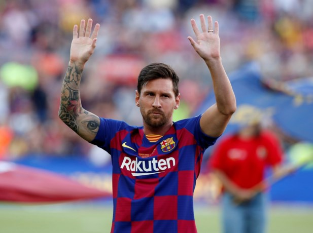 """Geen contract voor het leven voor Lionel Messi: """"Ik wil niet te maken hebben met zo'n constructie"""""""