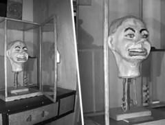 Gezin leeft in angst door akelige marionet: begint spontaan te knipperen