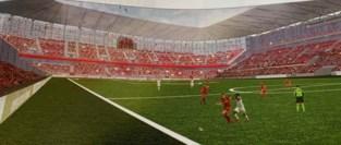 """Antwerpen bouwt grootste voetbalstadion na Brugge, Standard en Genk: """"Vanaf het seizoen '20-21 kan er Europees voetbal gespeeld worden"""""""