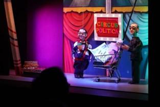 Polinokkio wordt ontvoerd naar Circus Politica