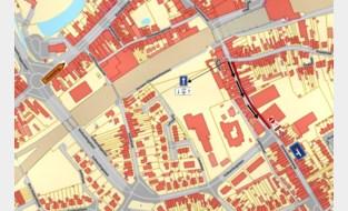 Eenrichtingsverkeer voor aanleg verhoogd fietspad in Gaversesteenweg
