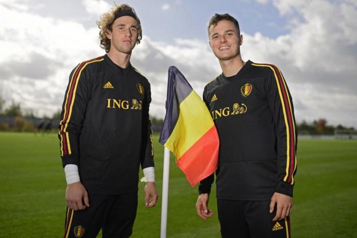 """Topper Standard - Genk is ook een duel tussen jonge sterkhouders Vanheusden en Coucke: """"Sclessin zal niet erger zijn dan Stayen"""""""