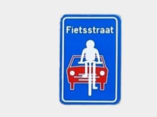 Stadsbestuur wil eerste fietsstraat herbekijken