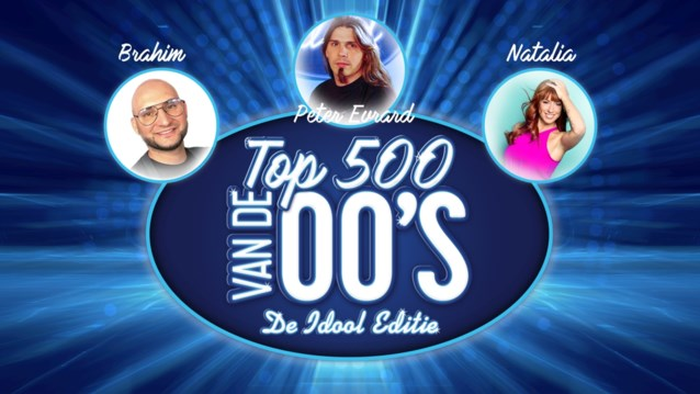 'Idool'-reünie met Natalia, Brahim en Peter Evrard op Qmusic