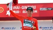 Leider Pascal Ackermann sprint naar zege in derde etappe Ronde van Guangxi