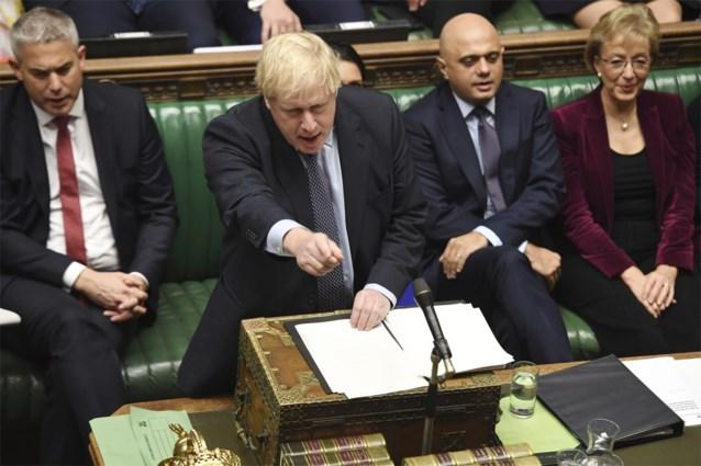 Kafkaiaans: Boris Johnson vraagt dan toch uitstel aan EU … maar vraagt meteen ook om dat niet toe te staan
