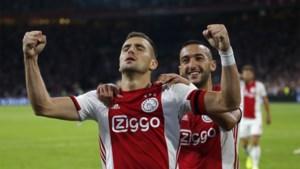 Ajax alleen leider in Eredivisie na zege tegen RKC, negen PSV-spelers krijgen rammeling van Utrecht