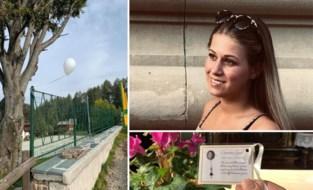 """Witte ballon van verongelukte Charlotte (18) komt 734 km verder terecht in 'ultieme paradijs': """"Met dit teken wil Charlotte ons geruststellen"""""""