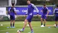 Anderlecht in acute verdedigersnood: ook Philippe Sandler mogelijk onbeschikbaar tegen STVV