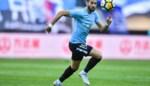 Dalian Yifang onderuit ondanks goal van Yannick Carrasco