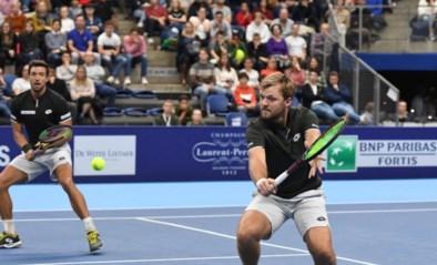 Duits dubbelduo maakt status als eerste reekshoofd waar op European Open