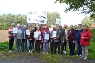 Buurtbewoners vragen om plannen voor bedrijventerrein af te keuren