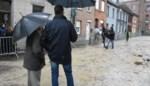 Jubileumjaarmarkt onder de paraplu