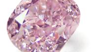 En dan blijkt de roze diamant plots wit te zijn