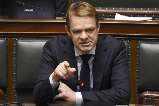 """Bogaert past voor voorzitterschap CD&V: """"Te vroeg voor mijn ideeën"""""""