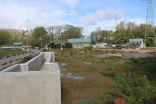 """Bouw waterzuiveringsinstallatie stilgelegd: """"Straat niet geschikt"""""""