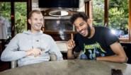 """Boezemvrienden Geoffry Hairemans en Faris Haroun herenigd: """"Mijn rol bij Antwerp was op het einde meer die van clown dan voetballer"""""""