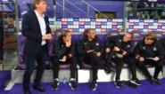Vercauteren voor het eerst op de bank bij Anderlecht, ook Davies en Zetterberg mogen blijven zitten