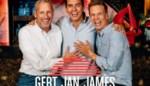 Gert en James scoren nummer 1-hit met Jan Smit