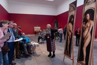 """MSK houdt repetitie voor Van Eyck-expo: """"Wie hier 25 euro betaalt, moet ook kunnen genieten"""""""