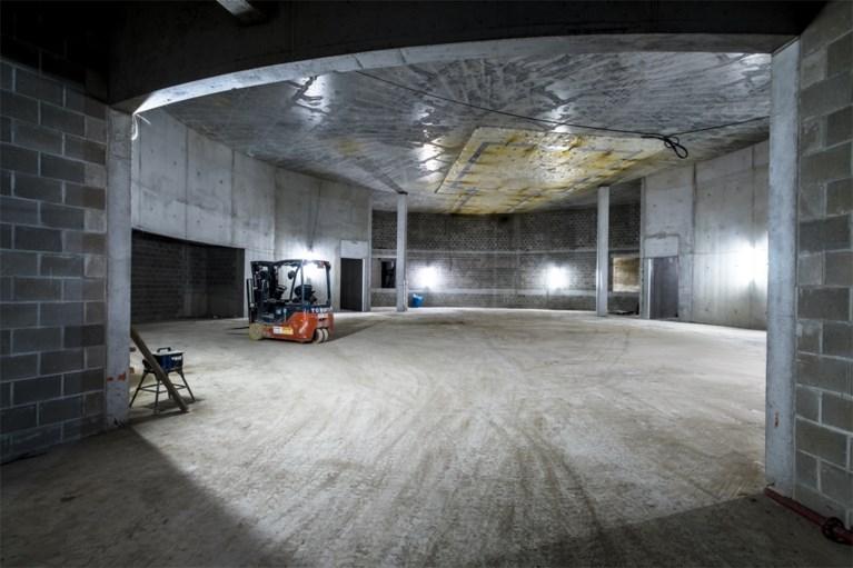 Bouw nieuwe rockzaal in Wintercircus gaat laatste fase in