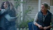 Spanning in Canada is te snijden in 'Boer zkt vrouw' wanneer Sara aankomt, maar boer Stephan heeft niks door