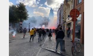 Harde kern Franse voetbalsupporters moet met bus naar stadion, slechts drie supporters mogen wél naar binnenstad