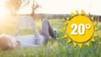 Opnieuw heerlijke nazomer in zicht: kwik stijgt vanaf donderdag weer tot 20 graden
