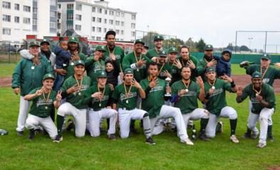 Deurne Spartans verlengen Belgische titel in baseball