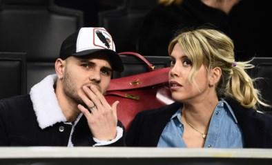 Tegen de zin van zijn eigen vrouw maar Mauro Icardi komt eindelijk boven water bij PSG