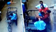 Wat een mirakel: man met karretje redt onbewust leven van kleuter die van balkon valt