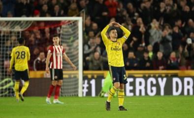 Intussen in Engeland: Arsenal blameert zich op het veld van promovendus