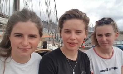 """Anuna De Wever roept op tot klimaatbetoging vanop boot op Tenerife: """"Onze ministers hebben het duidelijk nog niet begrepen"""""""