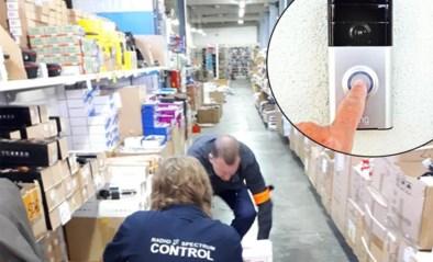 """Pas op wat je koopt: toestellen kunnen uw huis doen spoken met """"schadelijke storingen"""""""