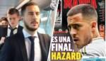 Eden Hazard meteen van roze wolk gerukt bij Real Madrid